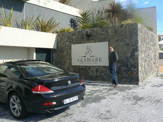 Azamare Guesthouse: Entrance
