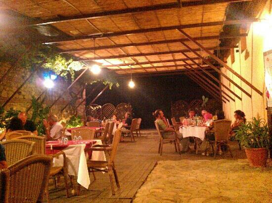 Locanda Cocintum: tiepida serata di luglio