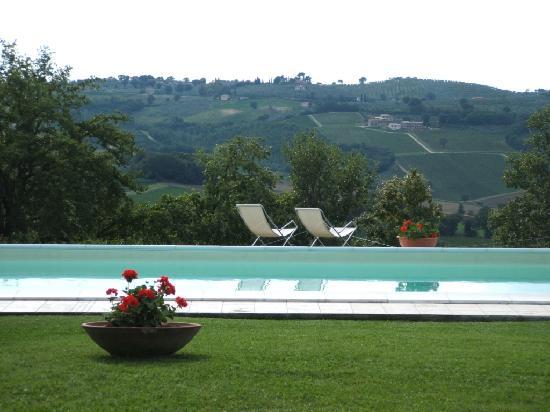 B&B In Villa: Piscina
