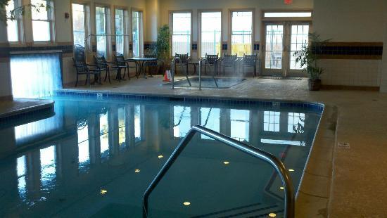 Lake Tahoe Vacation Resort indoor pool