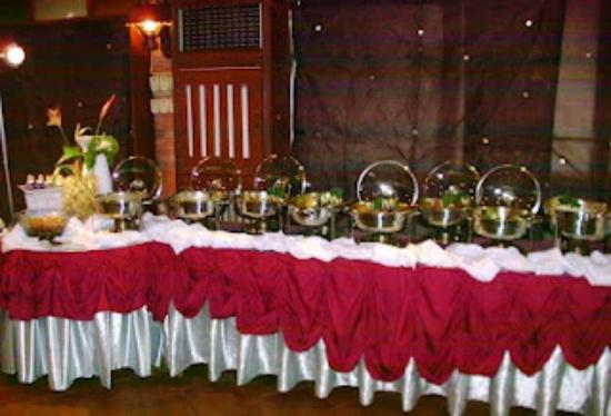 Sunday brunch buffet setup - Picture of Balay Cena Una, Bicol Region ...