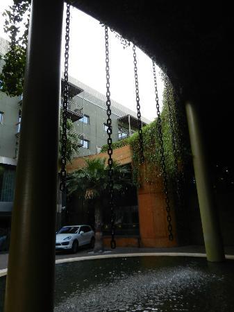 Hotel Miramar Barcelona: Hotel entrance