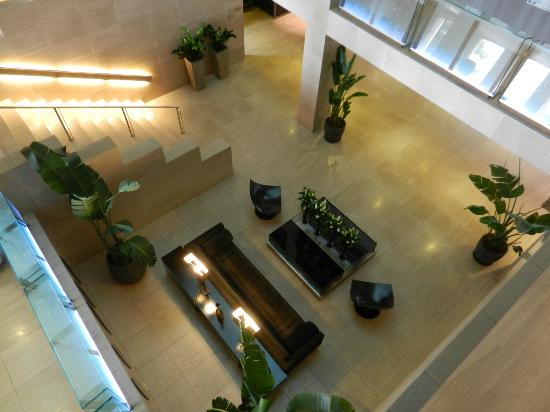 Hotel Miramar Barcelona: Hotel lobby