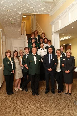 The Grove Hotel: Grove staff