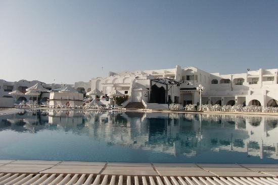 Hacienda les 4 saisons : piscine