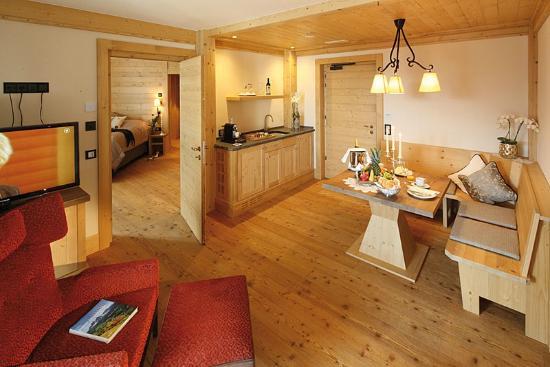 Baerenhotel: Suite
