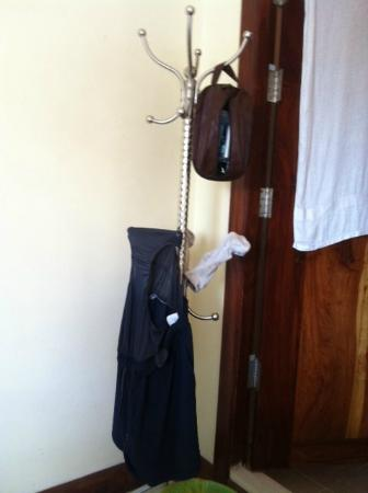 My Dirty Laundry Hanging On The Coat Rack @ Seng Hout Hotel (Sorry!)