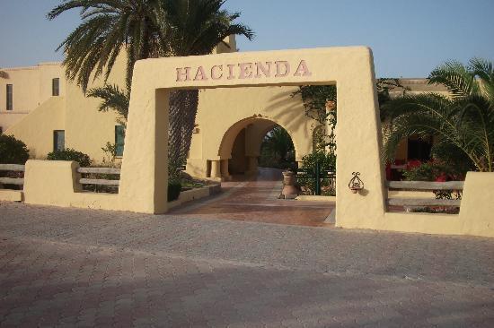 Hacienda les 4 saisons: hacienda