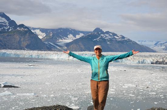 Columbia Glacier  Picture Of VSHelicopters Tours Valdez  TripAdvisor