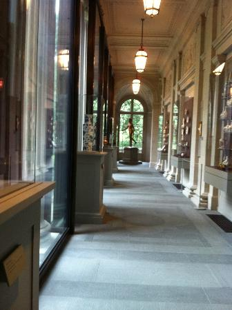 Frick Collection: galleria