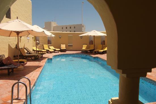 Hacienda les 4 saisons: piscine