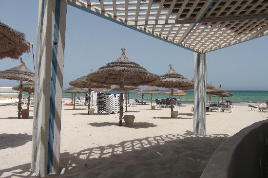Hacienda les 4 saisons: plage
