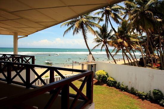 Coral Sands Hotel: View from room