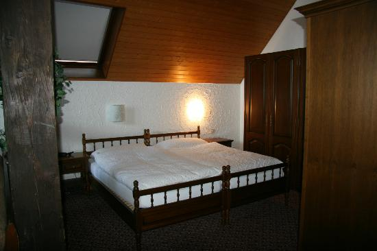 Hotel Eremitage: the main sleeping area of the suite