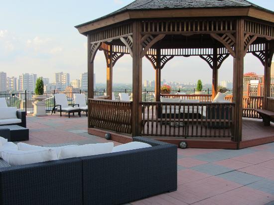Grand Hotel & Suites: piscina sul tetto