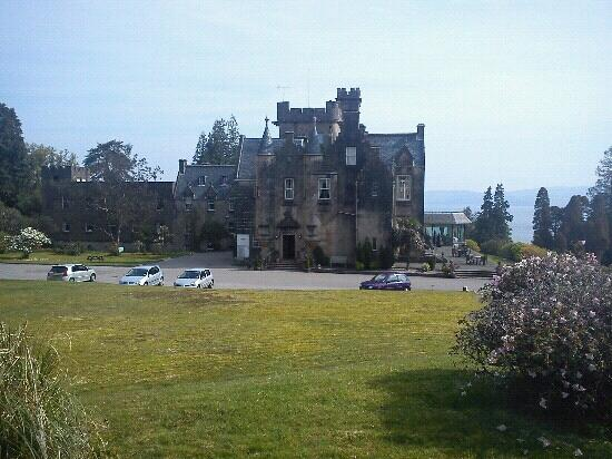 Stonefield Castle Hotel: The main entrance to the Hotel!!!!