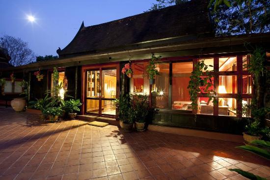 Rangsit Villas: Balcony