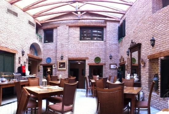 Byzantino Hotel: breakfast room