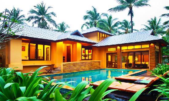 Silent Palm Taling Ngam: Silent Palm Bungalows