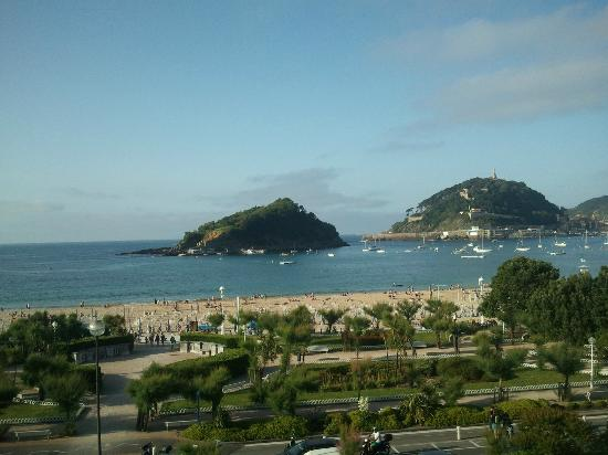 Hotel La Galeria: View from the room