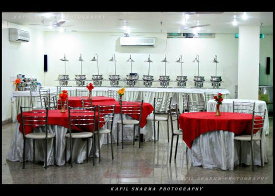 Hotel Sai International : Banquet