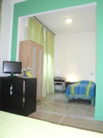 Bed and Breakfast I Limoni: Camera Verde
