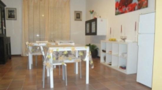 Bed and Breakfast I Limoni: Sala Comune (con angolo cottura)