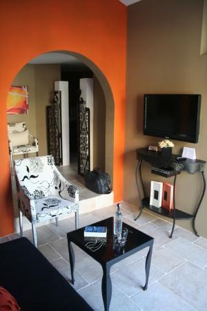 Hotel Troiz : Interior of our suite