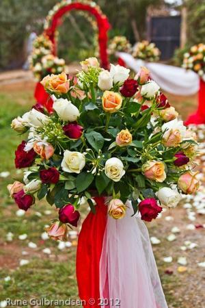 Eden Gardens: Flower arrangments
