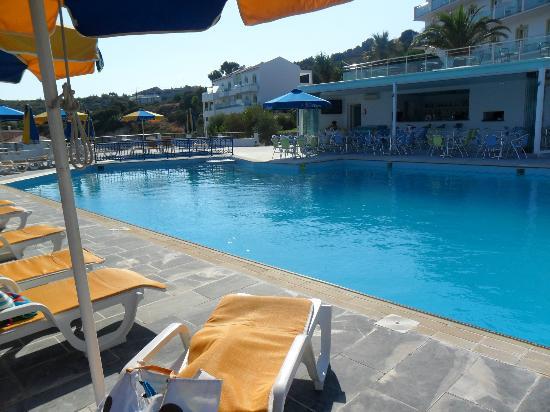 Princessa Riviera Resort: Piscina dell'albergo