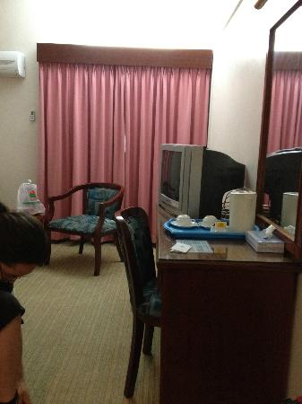 Hotel Seri Malaysia Johor Bahru: :(