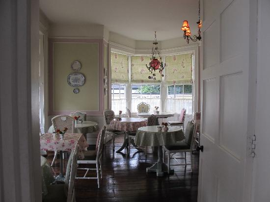 Finnegan's Hostel: Der Tearoom