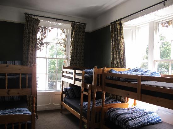 Finnegan's Hostel: Zimmer