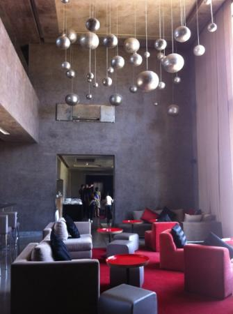 Sirayane Boutique Hotel & Spa : lounge