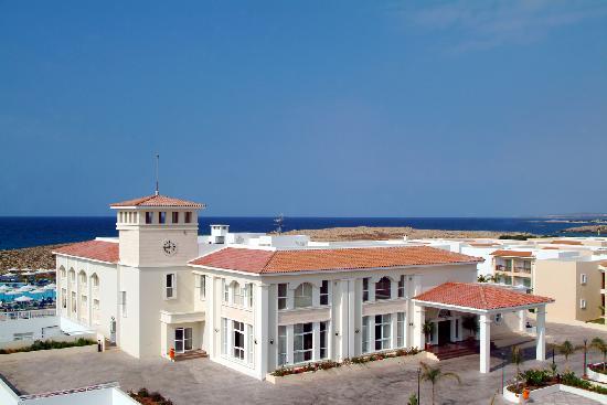 Aktea Beach Village: main building