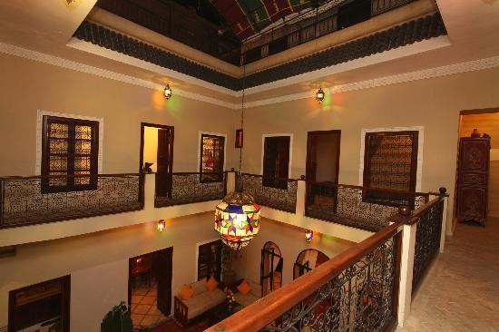 Riad Marana : l etage