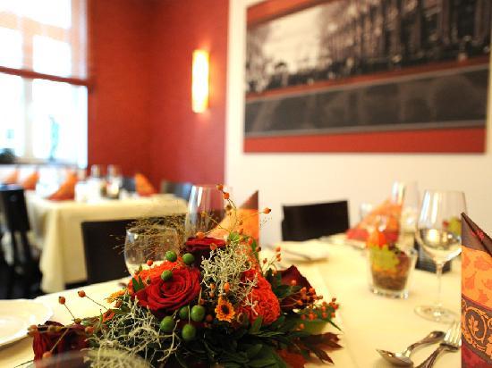 Hotel Restaurant Mühlentor: Restaurant Nebenraum