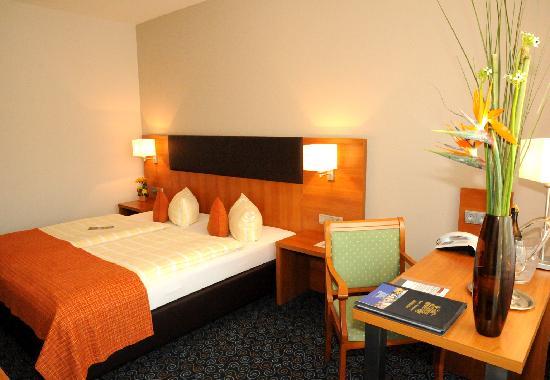 Hotel Restaurant Mühlentor: Doppelzimmer Haupthaus