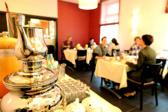 Hotel Restaurant Mühlentor: Fruehstuecksbuffet