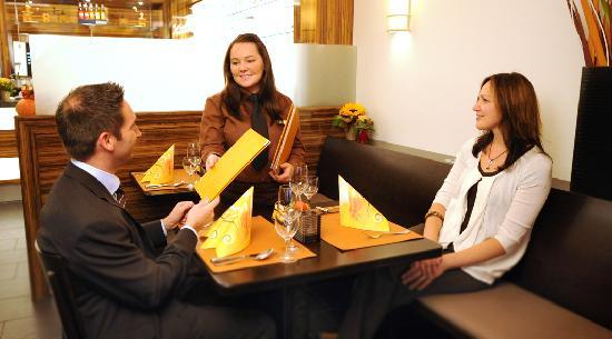 Hotel Restaurant Mühlentor: Restaurant