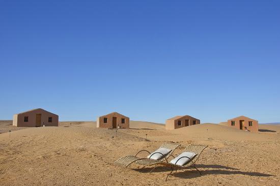 La Dune Blanche: Chambres