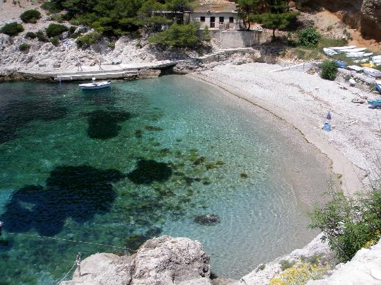 Mljet: Playa exclusiva