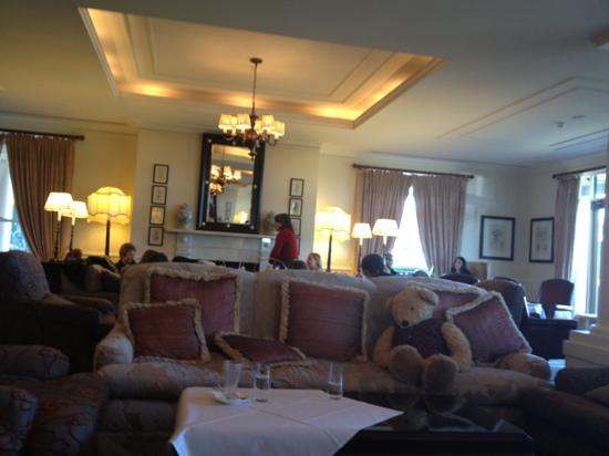 Lilianfels Blue Mountains Resort & Spa: Bar/ Lounge area