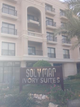 Sol Y Mar Ivory Suites: ホテル外観