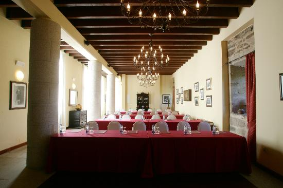 Hotel Monasterio de Aciveiro: Classroom