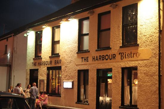 Image Harbour bar in North Eastern NI
