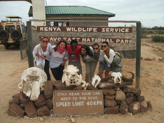Bianco Nero Safari and Private Day Tours: e così cominciò il nostro safari con TOny manero..
