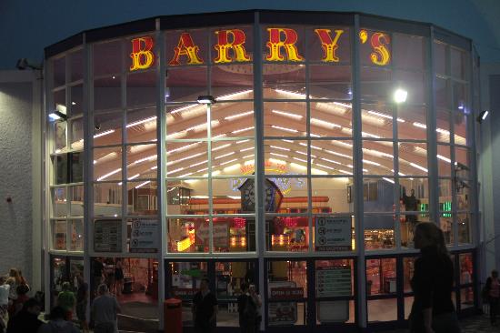 Barry's Amusements: Barry's Amustments Portrush.