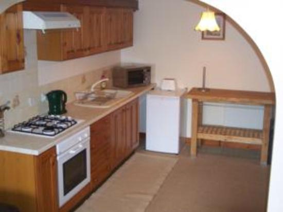 The Poldark Inn: Self Catering Apartment