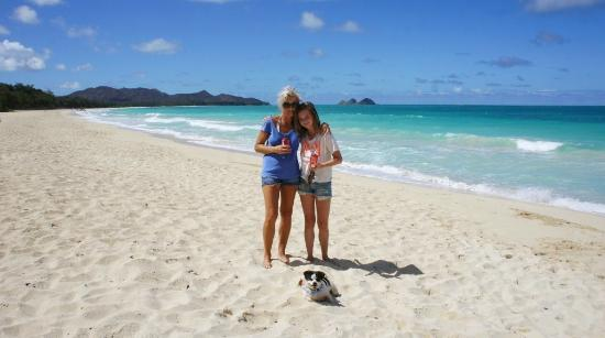 Aloha Private Tours: Salena and her mum